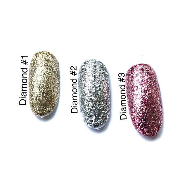 Diamond by Glory nails