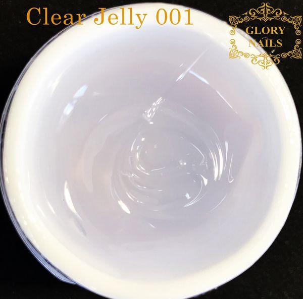 Гель-желе Glory nails, clear