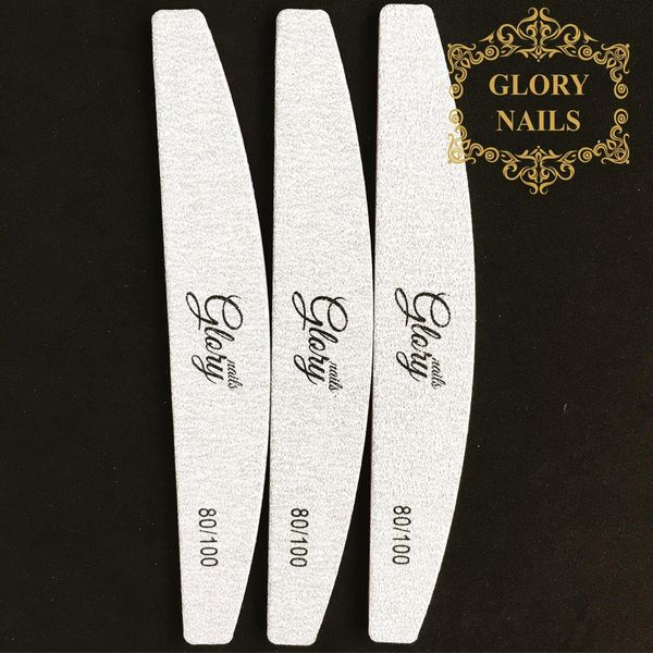 Пилочки Glory nails, 80/100